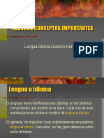 Diapositivas Lengua Idioma Dialecto Habla3 1