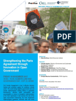 CLIMATE LAW AND GOVERNANCE DAY