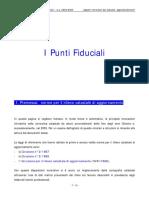 D.magni - Corso Di Sistemi Catastali-I Punti Fiduciali