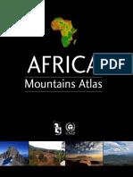 Africa Mountains Atlas