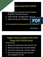Update Ganjil 2017