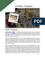 Album TWICE – Twicetagram