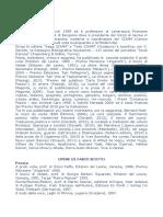 Biografia - Fabio Scotto Notizia 2017