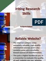 Lab2_ Writing Research Skills
