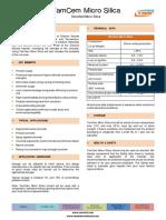TamCem Micro Silica V1ID 13