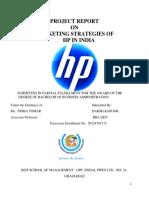 Pdcs Project Report
