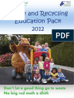 Waste and Recycling Education Pack