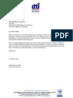 Reply Letter_Patron Saint SSF