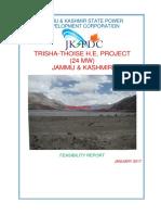 1 Salient Features Trisha-Thoise HEP