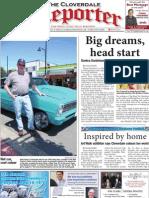 Cloverdale Reporter August 13, 2010