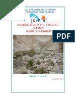 1 Salient Features of Durbuk - Shoyok