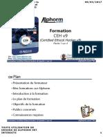 Alphorm.com Ressources Formation CEHV9