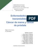 7. Neoplasias CA. de Mama y CA. de Próstata