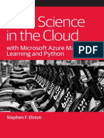 Data Science Microsoft Azure Ml Python