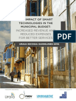 2016 Smart Technologies Municipal Budget Uraia