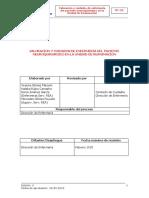Rt-32 Valoracion y Cuidados de Enfermera Del Paciente Neuroquirurgico en Rea