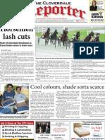 Cloverdale Reporter Aug. 20, 2010