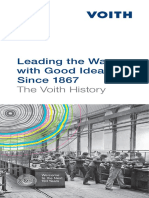 Voith History en 2016