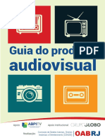 Guia Do Produtor Audiovisual