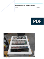 What Comprises a Good Control Panel Design_ _ Integrated Systems