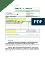Export Import Document