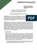 OC 001-2017-2018 Comisión de Constitución y Reglamento