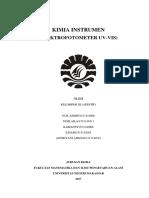 Prinsip Spektrofotometer Uv-Vis