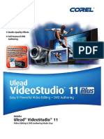 Ulead VideoStudio 11 Reviewers Guide