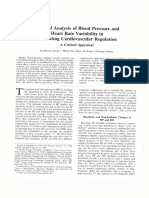 Spectral Analysis of BP-Hypertension 1995
