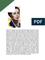 Salomé Ureña de Henríquez Nació El 21 de Octubre Del Año 1850 en Santo Domingo