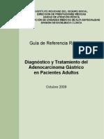 GRR Adenocarcinoma Gastrico