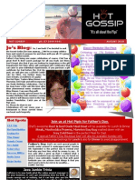 Hot Pipis AUGUST 2010 Newsletter
