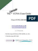 Ultimate Cram Guide 301008