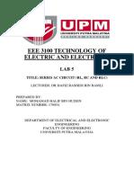 EEE 3100 lab 5
