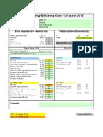 Eurovent Energy Efficiency Calculator