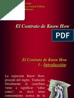 1- Contrato de Know How