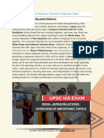 Current Affairs for IAS Exam (UPSC Civil Services) | India–japan relations overview of important topics | Best Online IAS Coaching by Prepze