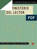 El Ministerio Del Lector