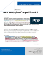 SyCipLaw Competition Law Bulletin 201508