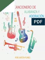 Cancionero Alabanza y Adoración Jafeth Funes