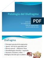 Diafragma. Jesús Cienfuegos