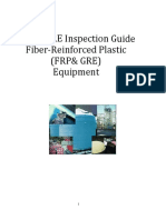FRP & GRE Inspection Guide Fiber‐Reinforced Plastic