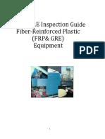 FRP & GRE Inspection Guide Fiber‐Reinforced Plastic