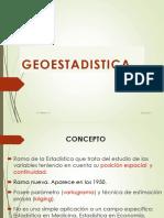 Introducción Geoestadistica