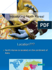 Introducing North Korea