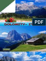 Dolomitas-Italia