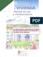 La Vivienda Manual de Uso y Mantenimiento_Gob_Cantabria_ITeC_1997