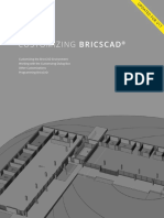 Customizing BricsCAD V17