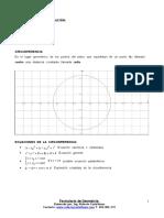 Formulario de Geometria