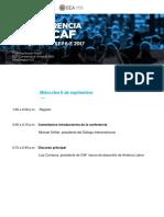 21 Conferencia Anual Caf v7